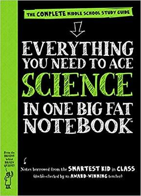 Everything You Need to Ace Science...Sharon Madanes PAPERBACK