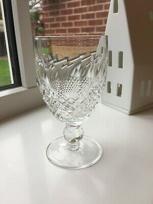 Waterford Crystal Colleen Colleen Claret Glass