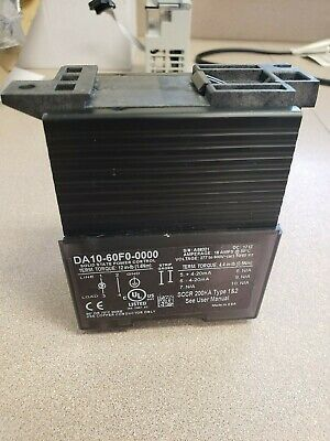 Details about  /Watlow DB10-24C0-0000 Solid State Power Controller 35amp