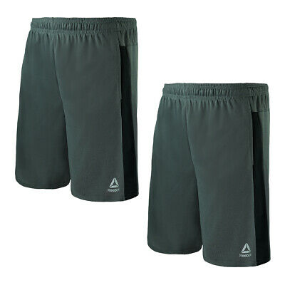 Reebok Men's Mesh Workout Shorts 2-Pack