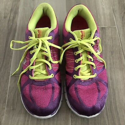 Fila Women's Size 8.5 Pink Sport Athletic Running Sneakers Shoes