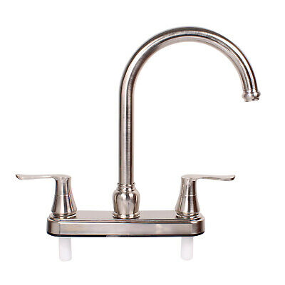 RV Kitchen Faucet In 4 Easy Steps