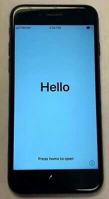 Unlocked CDMA + GSM Apple iPhone 7 - 32GB - Black Verizon A1660