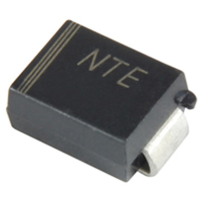 NTE Electronics NTE642 RECTIFIER SCHOTTKY BARRIER 100V 2A FAST SWITCHING DO-214A