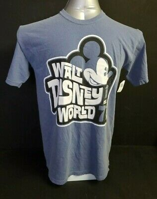 550fa9cd DISNEY PARKS Mickey Mouse Walt Disney World Est 1971 T Shirt Size M Medium  NWT
