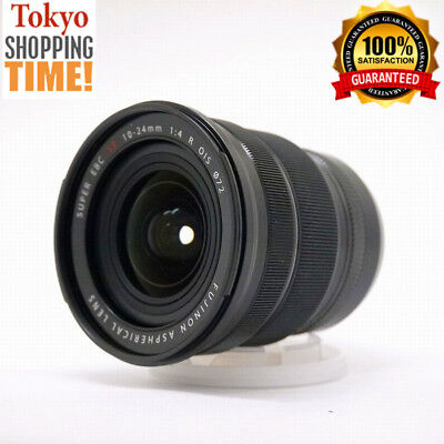 Fujifilm Fujinon ASPH Super EBC XF 10-24mm F/4 R OIS Lens from Japan