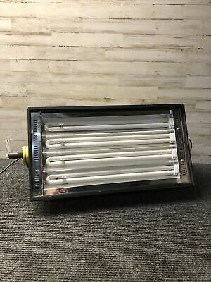 Used Lowel Fluo-Tec 450 Fluorescent Studio Softlight (Missing Light Bulbs)