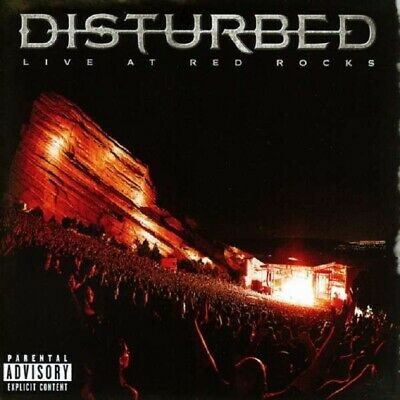 Disturbed - Live At Red Rocks 2016 (Explicit)