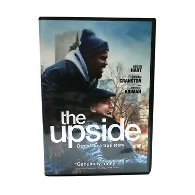 The Upside (DVD, 2019) NEW free shipping