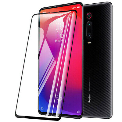 3D Full Cover Real Tempered Glass Screen Protector For Xiaomi Redmi K20 K20 Pro