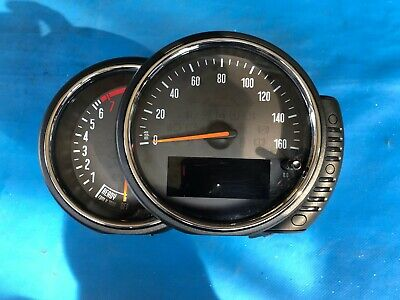 BMW Mini One/Cooper Rev Counter/Speedometer (Part #: 9130810) F54F55/F56/F57/F60