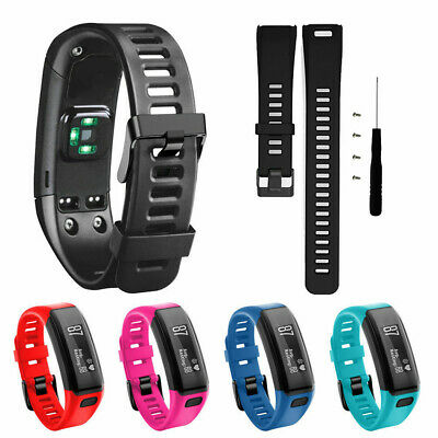 Replacement Silicone Watch Band for Garmin Vivosmart HR wristband Accessories