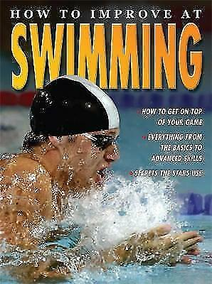 How To Improve At Swimming, TickTock Books, Very Good Book