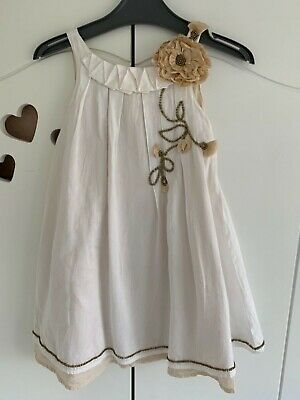 Beautiful Girls Monsoon Dress Age 3-4