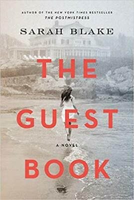 The Guest Book: A Novel by Sarah Blake HARDCOVER 2019