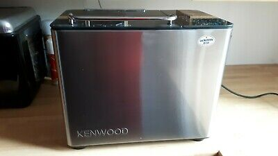 Kenwood stainless steel bread maker with accessories from Lakeland