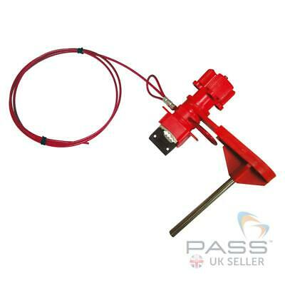 Large Arm for Universal Valve Lockout