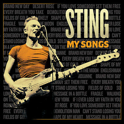 Sting - My Songs - (CD)