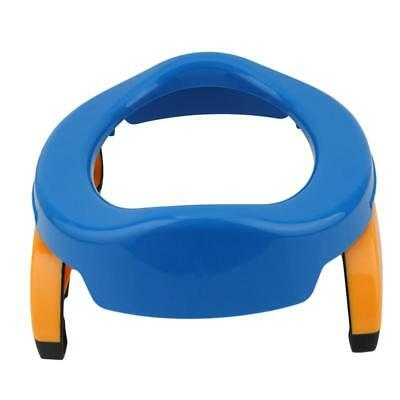Baby Infant Training Travel Potty 2 in 1 Comfortable Seat Portable Baby Kids JE