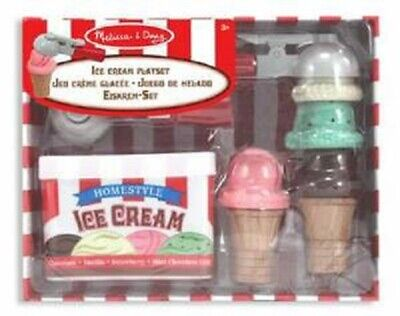 Melissa & Doug: Ice Cream Set - Brand New