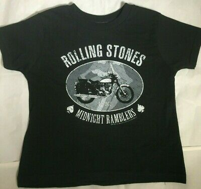 THE ROLLING STONES SourPuss Boys Midnight Ramblers T-Shirt Ages 4 4T Toddler