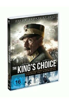 The Kings Choice - Angriff auf Norwegen (DVD Video)