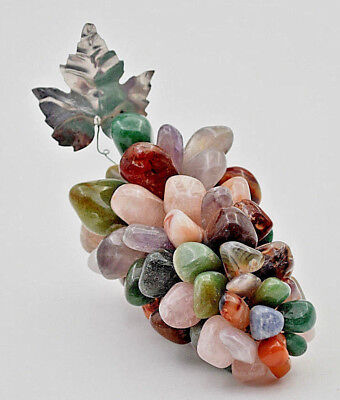 Decoration Grape Hardstone Multi Pink Quartz Jadeite?