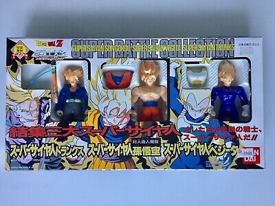 Dragon Ball Super Battle Collection SPECIAL 3-PACK Movie 7 Limited Bandai Japan