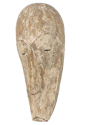 Fang Mask Ngil Society Gabon African Art Collection