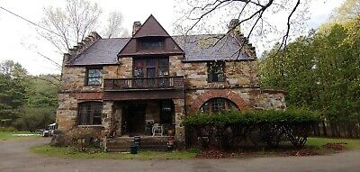 1884 Stone House for sale in the Beautiful Adirondack Mountains of NY