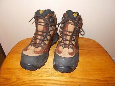 71befab196f GOLDEN RETRIEVER MENS Brown Safety Shoes Size 13 (E, W) - $22.50 ...