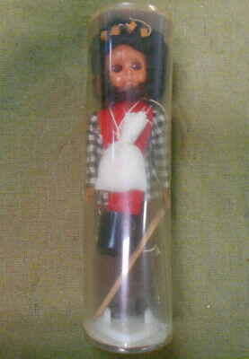 #Ss1.   Swagman  Doll  In Tube