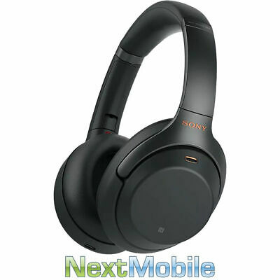 Sony Wireless Noise Cancelling Headphones Black - AU Stock Express Shipping