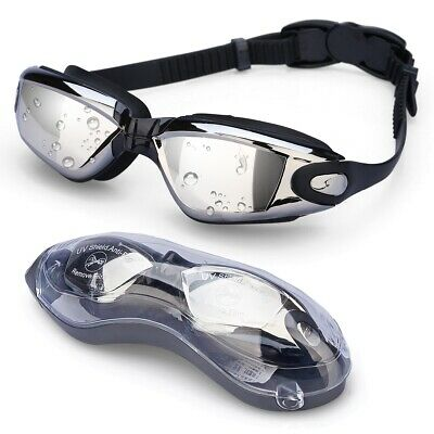 Aqua Sphere Junior Youth Swimming Goggles Masks Diving Glass Adjustable Outdoor
