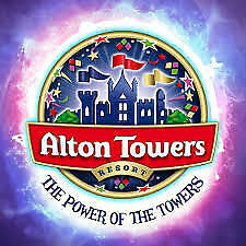 Pair of Alton Towers Tickets for Saturday, September 28th 2019