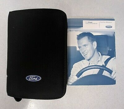 GENUINE FORD KUGA HANDBOOK OWNERS MANUAL WALLET AUDIO 2013-2016 PACK K-294