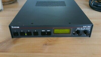 Extron DVS 304 Digital Video and RGB Scaler