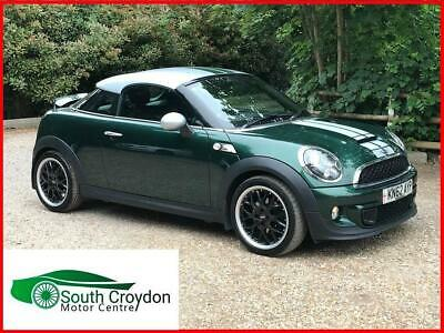 2012 '62 Mini Coupe 2.0 Cooper SD (Chili) 2dr..JUST ARRIVED