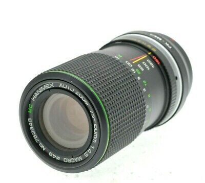 MICRO 4/3 M43 Fit 75-150mm (150-300mm) TELE LENS PANASONIC LUMIX- OLYMPUS PEN