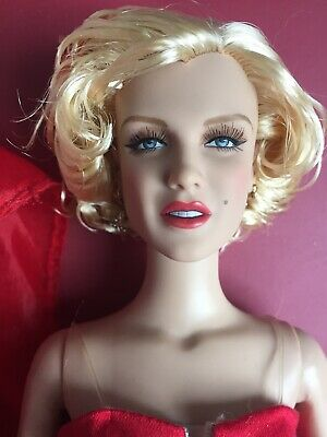 """Tonner Tyler  16""""  Dressed Marilyn Monroe Limited Ed Fashion Doll No Box/Stand"""