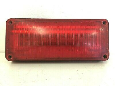 Whelen 700 Series Red Super LED - 70R02FRR