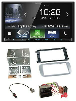 Kenwood Bluetooth DAB MP3 USB 2DIN Autoradio für Ford Mondeo ab 2007 S-Max Profi