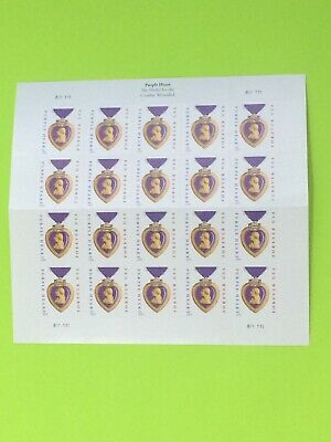 USPS Book Of 20 Forever Stamps Face Value $11.00 Free Shipping