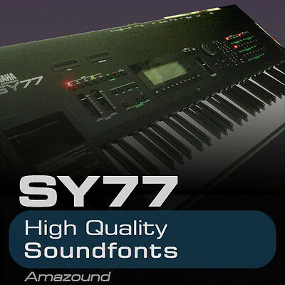 HAMMOND ORGAN SOUNDFONT COLLECTION 64  sf2 FILES 1152 SAMPLES - BEST