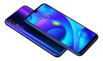 "6,26"" Notch Xiaomi Redmi 7 Version Global 3+ 32GB Android 9 8-Core móvil libre"