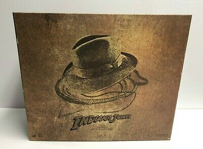 Indiana Jones from Raiders of the Lost Ark DX05 Hot Toys 1/6 scale figure
