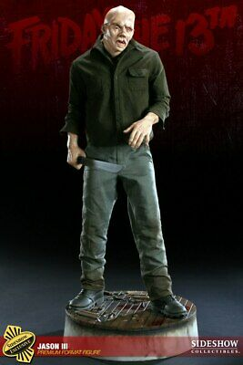 Sideshow Exclusive Friday 13 Jason Voorhees Premium Format Figure Statue