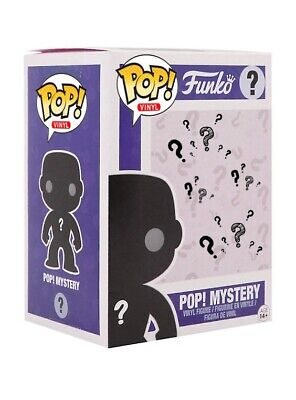 Mystery Funko Pop Lot of 5 for sale Randomly. New with pop protector