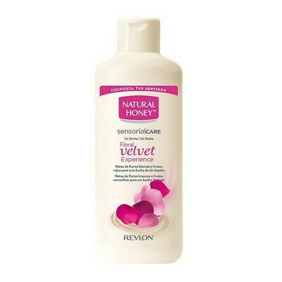 Gel de douche Floral Velvet Natural Honey (650 ml)
