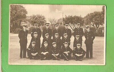 #D488.  Australian Navy Postcard Size Picture - Possibly Band
